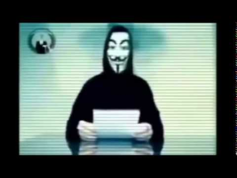 ANONYMOUS - #OpSouth Africa and Message to President Jacob Zuma