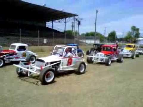 Old Modified Race Cars For Sale >> Midwest Vintage Modified Stock Car Series - YouTube