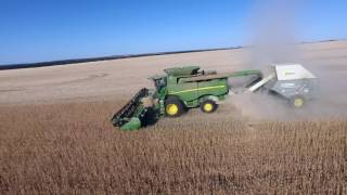 Grain Harvest in Western Australia 2016