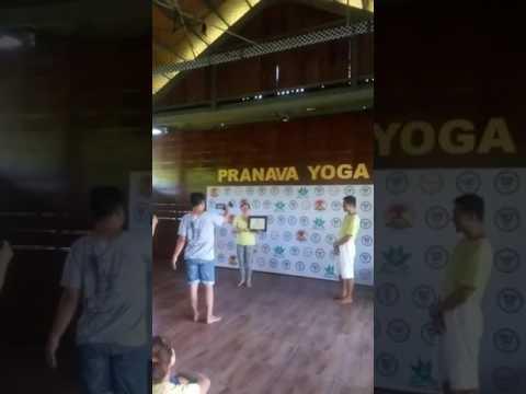 salsa safaraz # pranava yoga 1