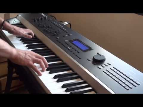 Union J - Beautiful Life Piano Cover Version - Played on Kurzweil Artis