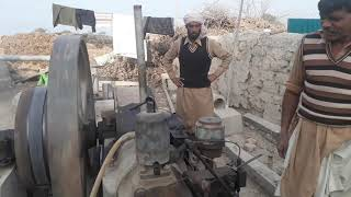 Best Starting 16hp the black engine in okara punjab pakistan.
