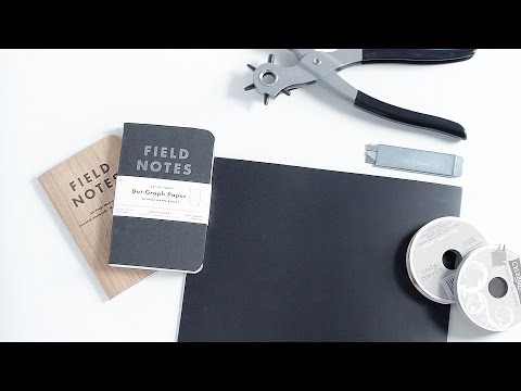 DIY | FAUXDORI  TRAVELERS NOTEBOOK