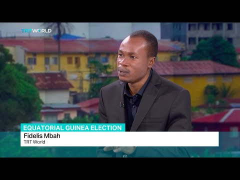 Interview with Fidelis Mbah about Equatorial Guinea elections