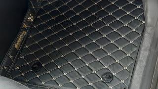 7D Luxury Custom Fitted Car Mats for Hyundai Creta. Contact Num: 9666162471 , 7013723681..