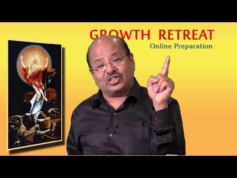 013-Grace and Love/Love fulfills the Law-Growth Retreat(English-Video)JY-preparatory  talks.