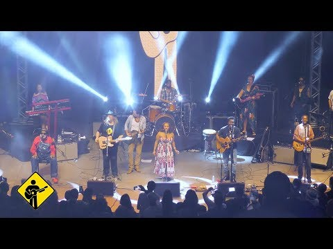 Honky Tonk Women   Playing For Change Band live in Salvador, Brazil