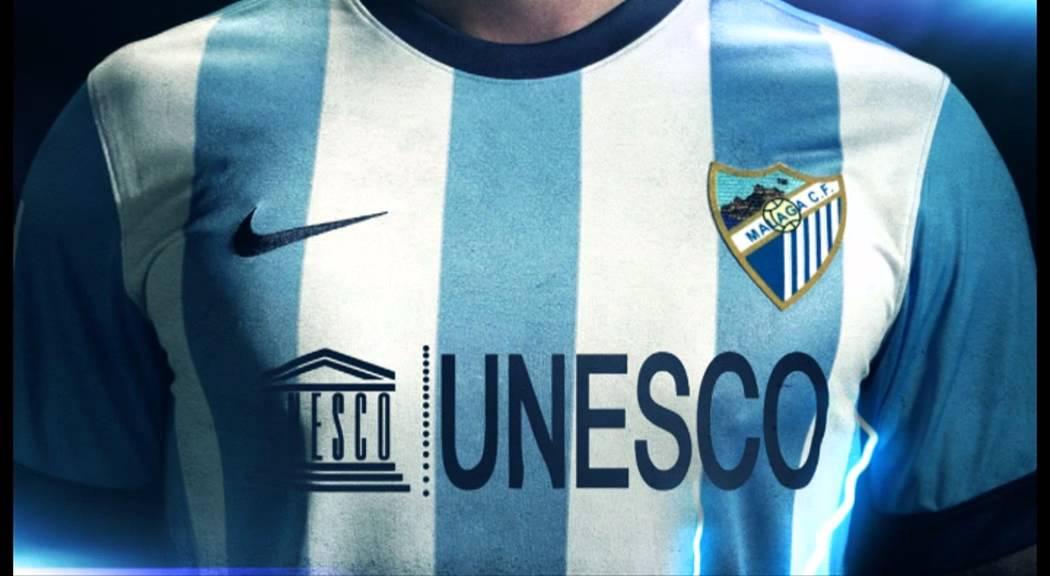 Spot de Ados Publicidad para el lanzamiento de la nueva camiseta del Málaga  CF (Temporada 2013 2014) 5ec01c76e75de