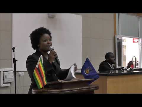 UZ Research Week Day 1 Moot Court