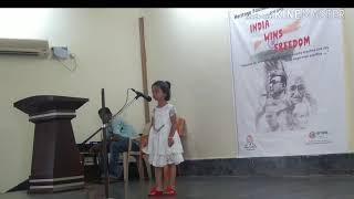 Storytelling computation of my daughter/freedom fighters storytelling computation