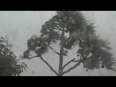 Typhoon churns towards Japan, hundreds of thousands evacuated