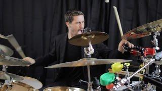 Harry Miree Drums Anamanaguchi