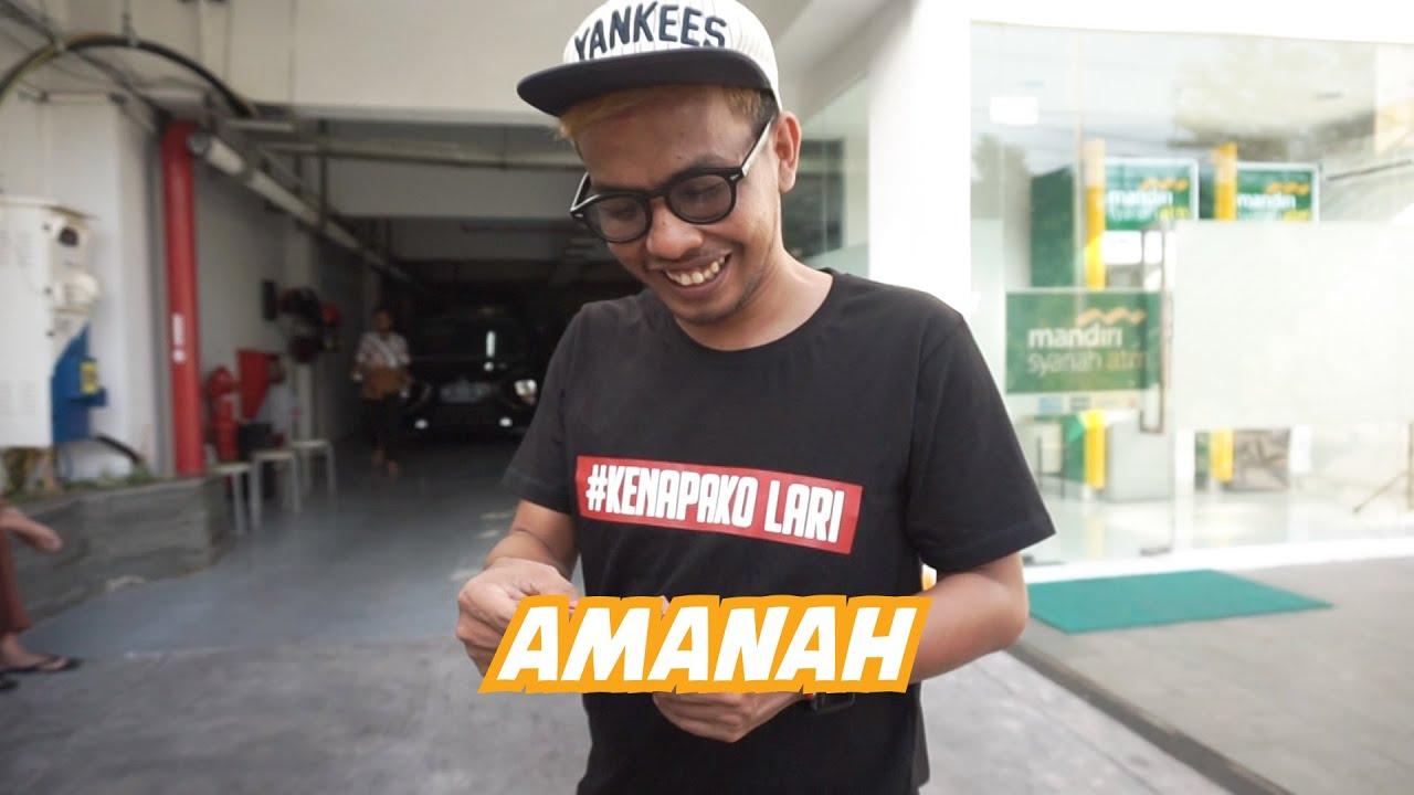 LELAKI TAMVANG - AMANAH