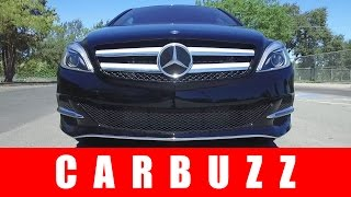 2017 Mercedes-Benz B-Class Unboxing - How Is It Related To Tesla?(For today's unboxing review we have the 2017 Mercedes-Benz B-Class Electric Drive. Yes, it's a pure EV. And yes, we were very impressed by it. Despite its ..., 2016-11-10T13:05:24.000Z)