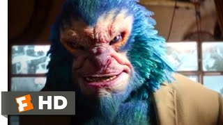 Men in Black: International (2019) - Alien Beatdown Scene (7/10) | Movieclips