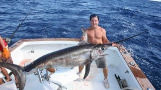 Deep Sea Fishing For Giant Swordfish Fishing Documentary Discovery Channel Full New