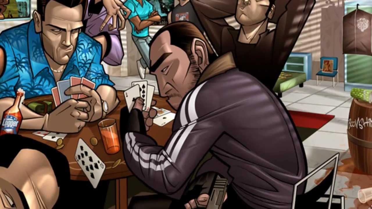 Gta V Iphone 5 Wallpaper Grand Theft Auto Cartoons Youtube