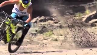 Горный велосипед для экстремалов(Для любителей адреналина смертельные трюки на горном велосипеде. Отличное видео про горный велосипед., 2015-06-14T20:26:19.000Z)