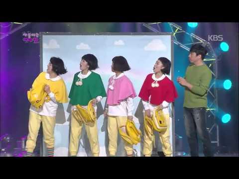 개그콘서트 Gag Concert 사둥이는 아빠 딸 20150104
