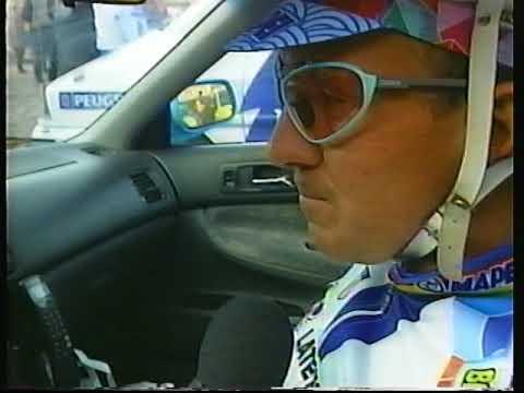 1998 Paris -  Roubaix pt  1 of 2