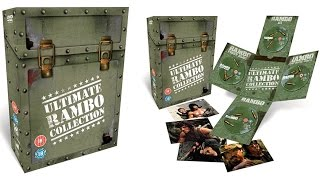Rambo - The Complete Ultimate Collection 1-4 DVD Box Set Review(, 2016-11-21T18:15:37.000Z)