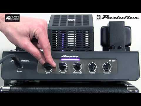 Ampeg PF-20T Portaflex Bass Amplifier Head