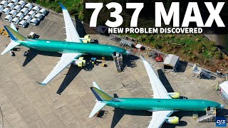 Boeing 737 MAX New Problem