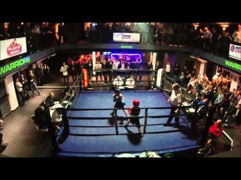 Warriors Boxing - Lorenzo Topaz vs Reece Hollingsworth