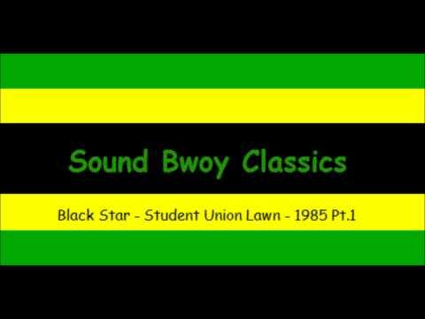 Black Star - Student Union Lawn 1985 Pt.1