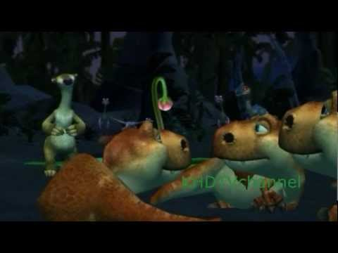 Ice Age 3 Dawn of the Dinosaurs PC Walkthrough part 7 - Surviving Sid
