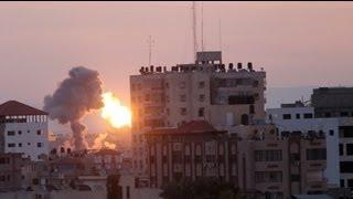 Mısır başbakanının ziyareti Gazze saldırılarını geçici olarak durdurdu