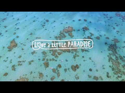 Paddleboard in the Cook Islands, another great way to see a little paradise