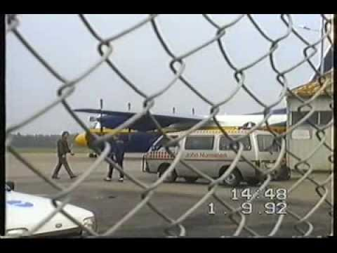 Turku Airshow 1992 (Blue Angels), osa 1