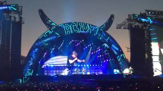 ACDC - Shoot to Thrill live in Imola 9/7/15