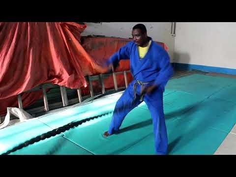 Zanzibar Judo training camp. February 2020.