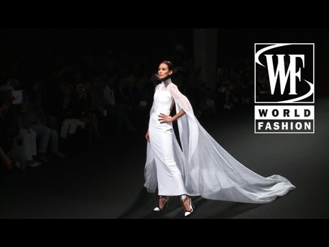 Stephane Rolland Fall-Winter 2013-14 Haute Couture with World Fashion Channel