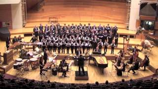 Pueri Cantores Luxembourg - Sanctus