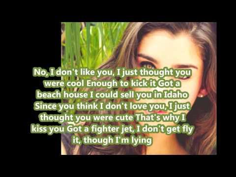 Fifth Harmony - Thinking Bout You (Frank Ocean Cover) w/ Lyrics