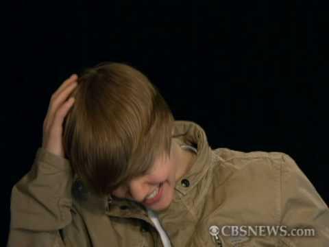 Justin Bieber's Hair Flip