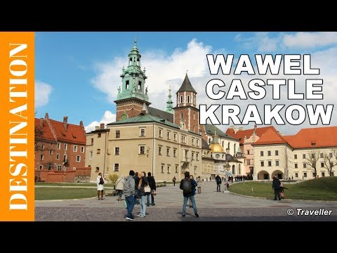 Wawel Castle in Krakow - Krakow attractions - Krakow Travel Video