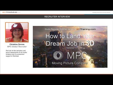 MPC Recruiter Interview - Christina