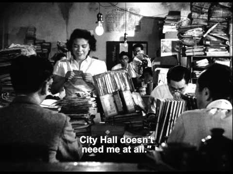 Rashomon Trailer (Akira Kurosawa, 1950) from YouTube · Duration:  1 minutes 49 seconds