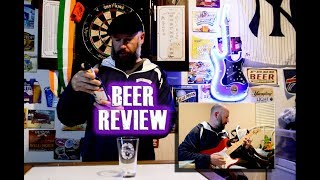 Radeberger Pilsner Beer Review - Money for Nothing - Guitar - Darts - Bloopers - she said