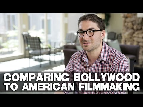 Comparing Bollywood To American Filmmaking by James Kicklighter