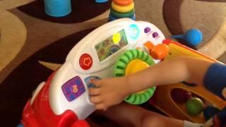 Моя Первая Машина Fisher Price прокат игрушек