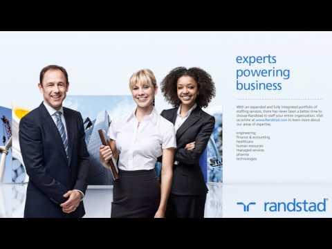 Randstad Finance, US - Radio Spot 2011
