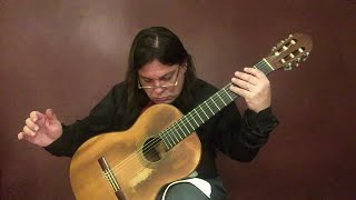 EISENBERG: PENTALOGIA for solo guitar