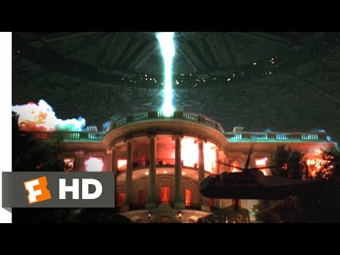 Independence Day (1/5) Movie CLIP - Time