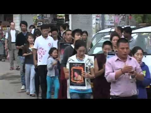 Chinese attitudes to Tibet changing