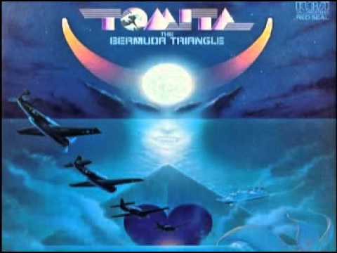 Isao Tomita     The Bermuda Triangle    1979         Full Album